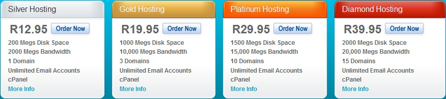 Reliable website hosting from R12,95 p.m - click here to find out more.