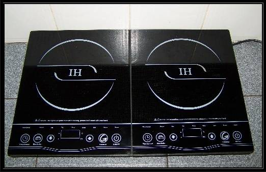 IH Double Induction cooker  GTA 12-2 - click for more details